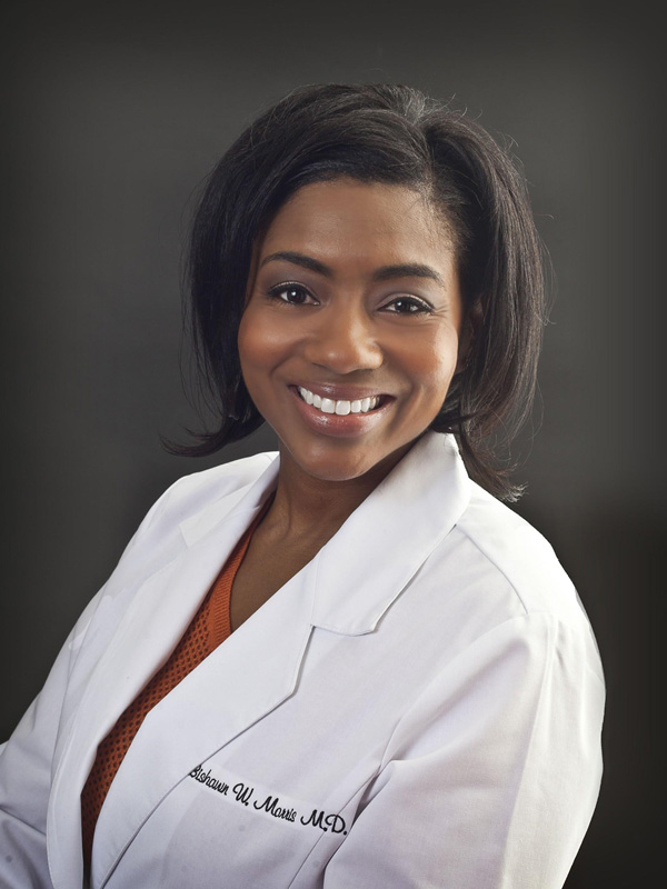 Dr. Bishawn Morris - Pediatrician